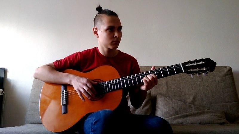 Lordi-Amen's Lament To Ra Guitar Acoustic Cover