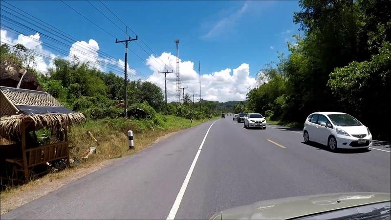 Southern Thailand Road Trip to Khao Chamao - Khao Wong National Park - No.4