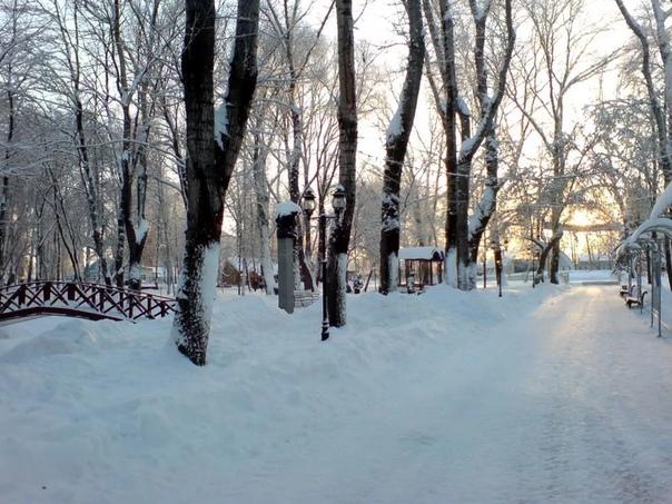 Добрый день, Саранск!