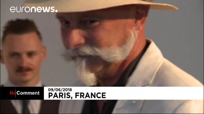Национальный чемпионат во Франции по бородам