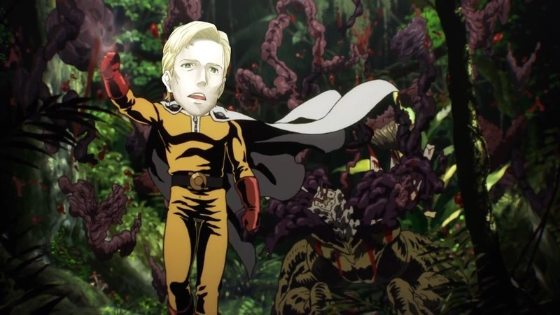 Shaman;Girls: Nice Punch Man [vid.me/Yzf4 BLOCKED IN MOST COUNTRIES]