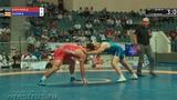 Чемпионат России 2018: 1\2. Даурен Куруглиев - Владислав Валиев