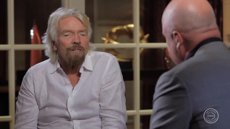 Сетевой маркетинг. Интервью с миллиардером Ричардом Брэнсоном о бизнесе и МЛМ