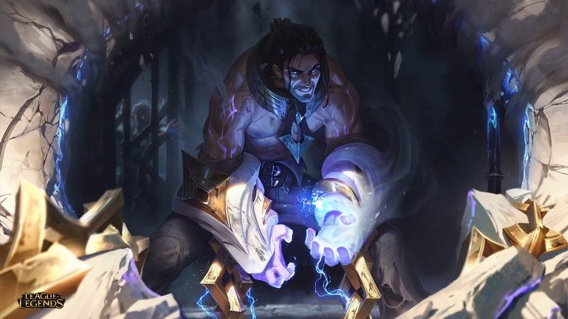 Сайлас Voice - ру́сский язы́к (Russian) - League of Legends