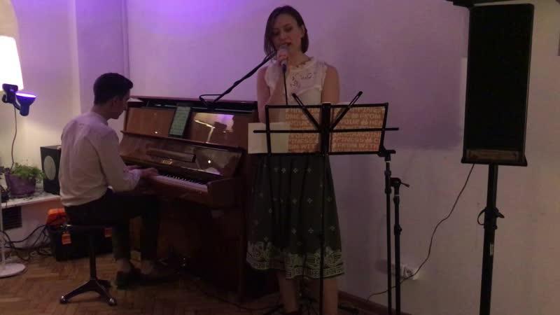 Анастасия Родная / Даниэль Адиянц - The Christmas Song