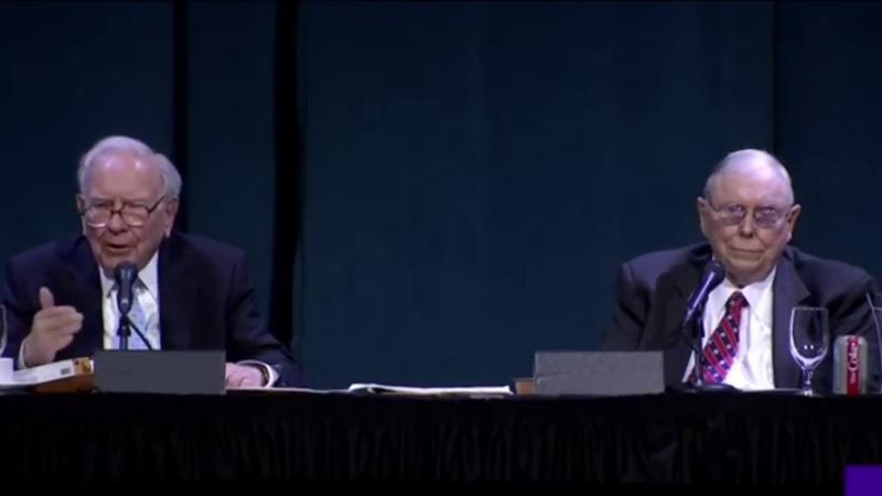 TIMESAVER EDIT FULL Q A Warren Buffett Charlie Munger Berkshire Hathaway Annual Meeting 2018