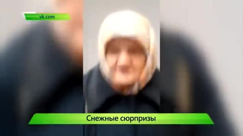 Бабушка поздравляет с 23 февраля полная версия