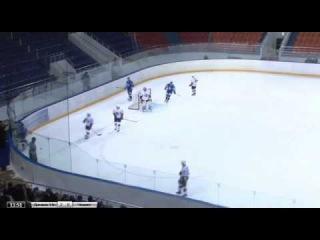 02.08.13 ТМ Динамо-Минск - Челмет 6:0 (2-й период)