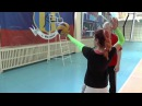Волейбол обучение. Нападающий удар