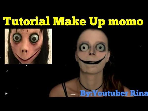 Tutorial Momo make up By:Youtuber rina