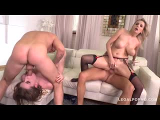 Сисястую маму и грудастую дочь candy alexa alice wayne жестко выебали в анал жопу попу на кастинг порно секс group sex orgy anal
