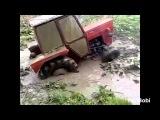 Бещенные трактора - улетная подборка неудач