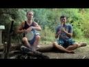 Джем с флейтой и ждембе Иван Иоанов и Виталий Че Jam with djembe and flute