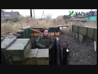 Рэп на передовой в Донбассе_ ополченцы не падают духом (1)