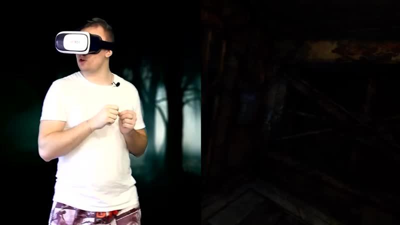 Игра ЛИФТ ► ХОРРОР ИГРА VR (cardboard) ►Виртуальная реальность
