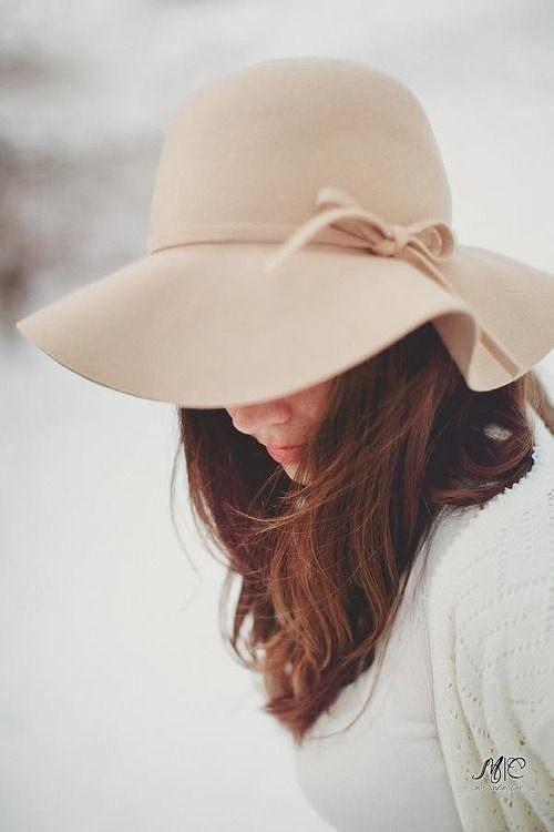 Хит осени 2016 - шляпа как аксессуар
