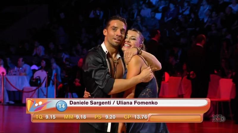 """Daniele Sargenti - Uliana Fomenko""""DaybyDay"""""""
