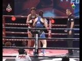 ภู่ระหงษ์ ศิษย์จ่าแดง vs มินะ (ญี่ปุ่น) (06/10/2013)