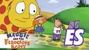 Maggie Y la Bestia Feroz Hamilton descubre su talento/El gran queso/Da vueltas Archie - Ep. 14