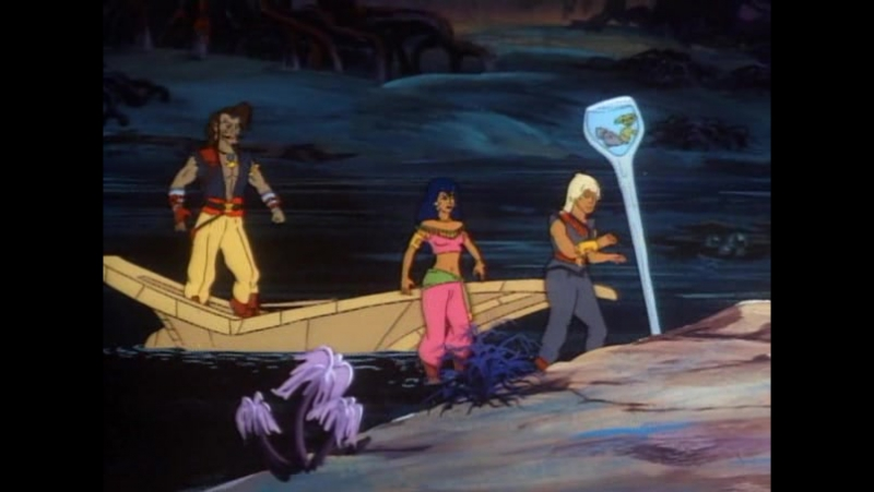 Пираты темной воды 09. Панацея