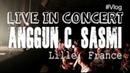 Anggun C Sasmi Live in Concert Casino Barriere Lille France VLOG