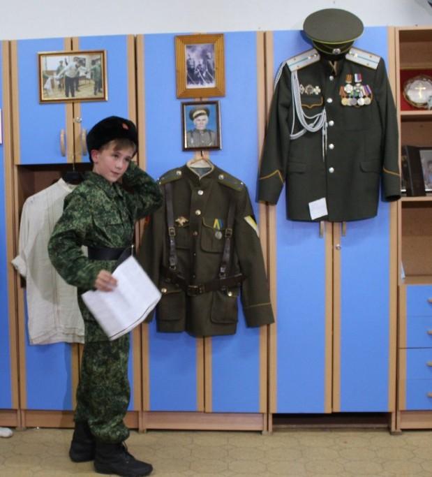 """Уникальная экспозиция """"Казачья справа"""" открылась при храме святителя Николая"""
