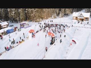 Лыжный старт в Шижме - Новогодняя гонка на кубок губернатора Кировской области