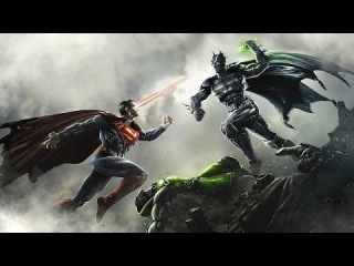 Superman vs Batman/Бэтмен против Супермена- Injustice Gods Among Us HD