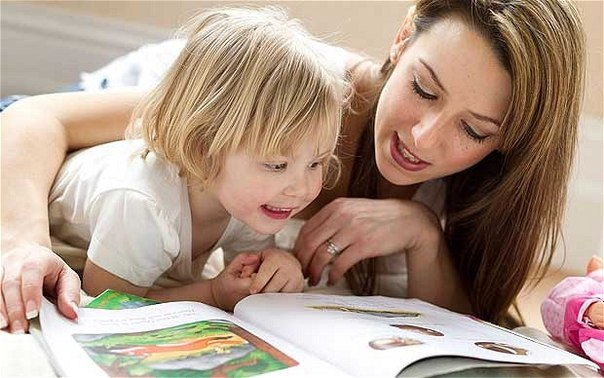активной речи ребенка,