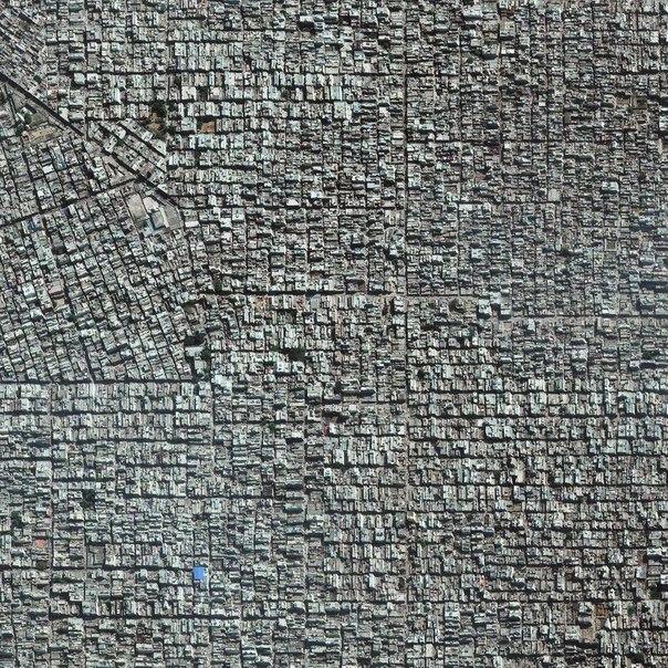 Потрясные снимки со спутника