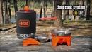 Набор ВЫЖИВАНИЯ в походе/Газовая горелка с ТермоКотелком М-ТАС/Solo cook system