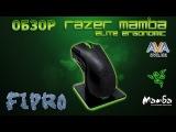 Обзор Razer Mamba Elite от Fipro и AVA.ua