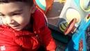 Ömer Parkta Kaydırak Oynuyor !!Toys and Fun Kids Videos