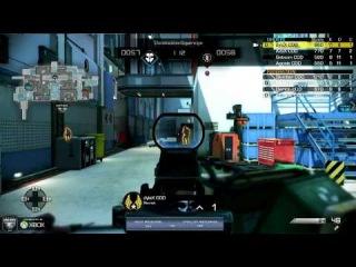 Vitality Returns vs Vexx Revenge - Game 1 - LB Round 1 - CoD Championships 2014