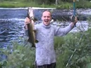 Рыбалка и отдых в Карелии щука на живца
