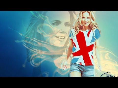 Geri Halliwell - It's Raining Men [ Russian cover ] | На русском языке | Анастасия Егорова