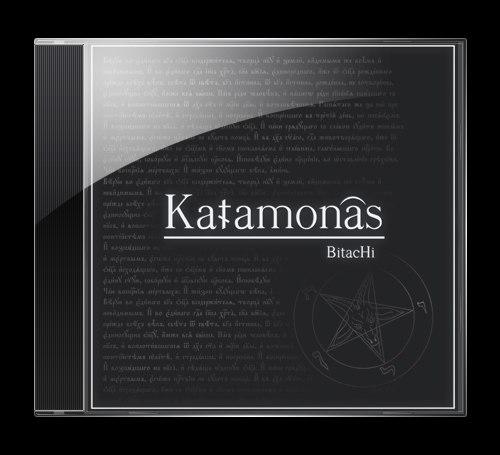 Новый альбом BITACHI - Katamonas (2014)