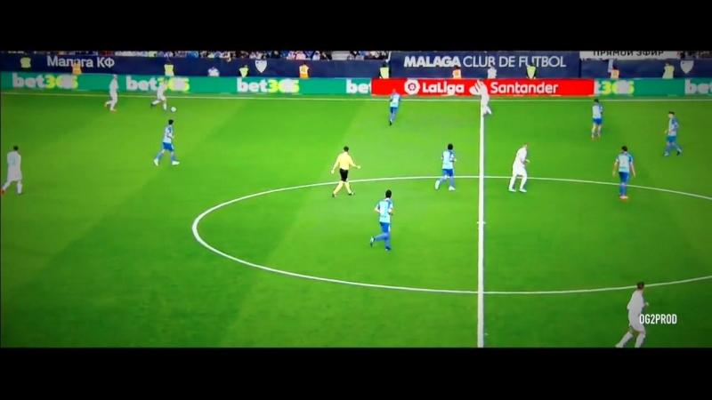 Dani Ceballos vs Malaga (Away) 15⁄04⁄2018