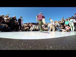 Bboy Зик vs Bboy Стич vs Bboy AirHair | EXTREMEX BBOY BATTLE
