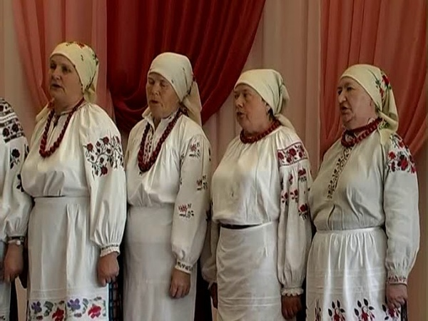Синє морюшко глибоко ансамбль Здвижаночка