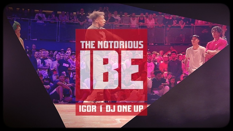 The Notorious IBE 2018 | By Igor