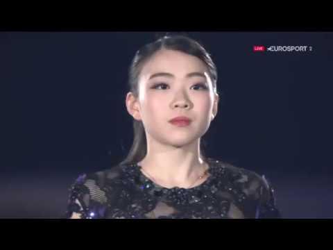 NHK Trophy 2018 RIKA KIHIRA EX Faded