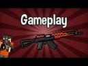 Gameplay на АК-15