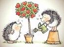 Любовь — это труд и забота, работа не на год, на сто.