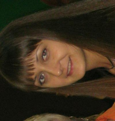 Екатерина Федченкр, 12 августа 1992, Таганрог, id155793674