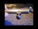 22 Cal Single shot bolt action Pistol Homemade (Repair and refinish) Part 1