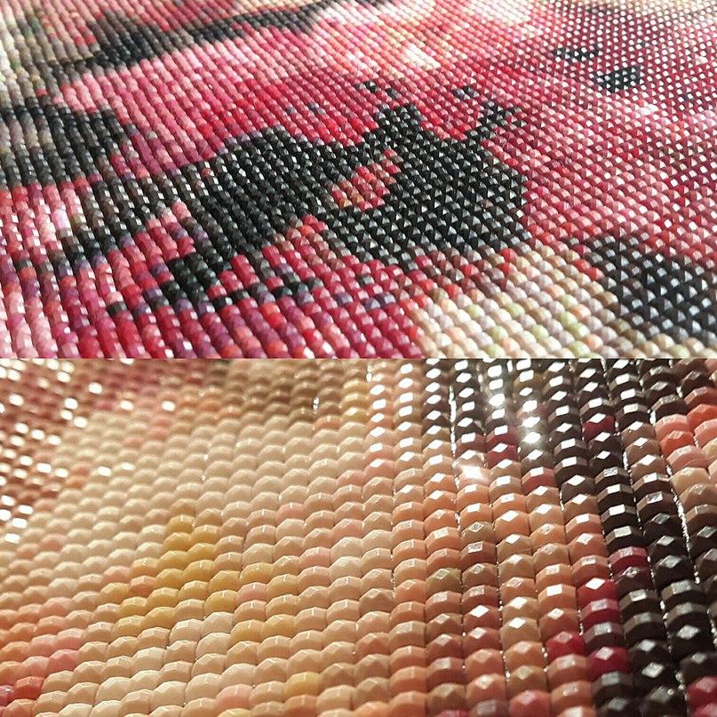 Алмазная вышивка с алиэкспресс 17