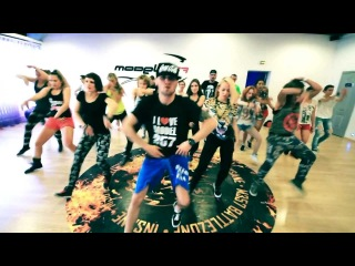 """Mr. Boombastic"" dancehall choreo by Pasha Trutnev || july 2013"