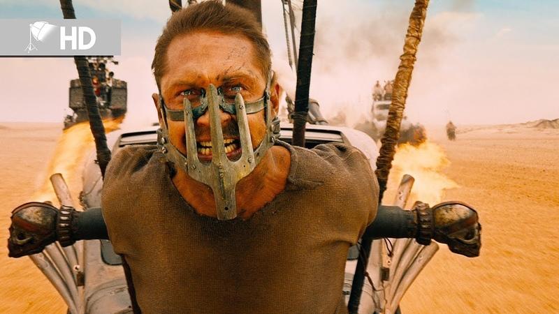 Mad Max: Fury Road | Akbaba Saldırısı (1/2) | Klip (2/13) | Türkçe Dublaj | HD