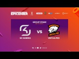 Virtus.pro G2A vs SK - EPICENTER 2017 - map2 - de_mirage